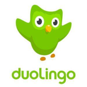 بهترین اپلیکیشن یادگیری زبان duolingo