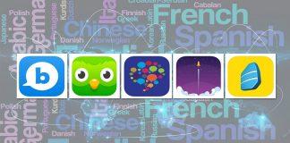 تصویر بهترین اپلیکیشن یادگیری زبان