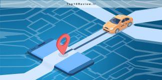 تصویر 3 سرویس برتر درخواست اینترنتی تاکسی ایران